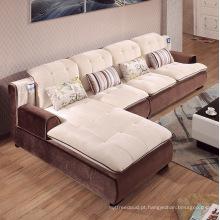 Melhor qualidade American Style Sofa