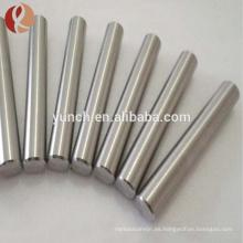 Precio puro del metal de la barra del zirconio de Astm B550 Zr702