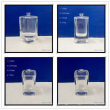 100ml Rectangle Shape Glass Perfume Bottles
