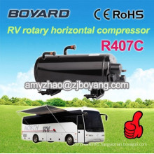 roof top air conditioner 120/220 volt ac motorhome caravan camping car with R407c compressor