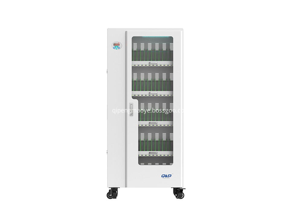 Wireless tablets PC cabinets