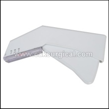 Oxirane sterilized skin stapler