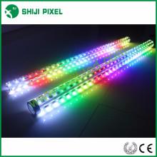 A cor 360degree que muda a luz conduzida digital em mudança da barra da etiqueta do divertimento programável