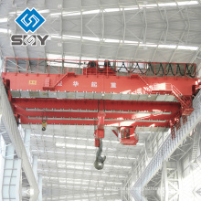 Heavy Duty Double Beam Steel Factory Crane, Casting Crane