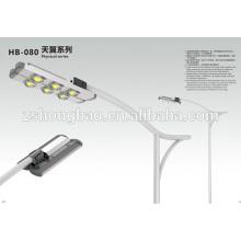 Объектив поставщика алюминиевый корпус светодиодный уличный фонарь дистанционное управление