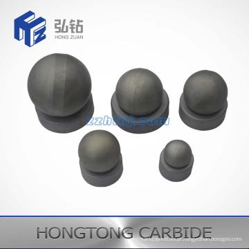 Esfera e assento de carboneto de tungstênio API