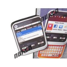 Caso de empaquetado de alta calidad del teléfono móvil de encargo de la fábrica