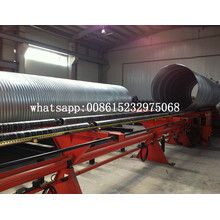 Spiral Corrugated Pipe Machine