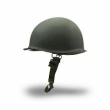 M1 capacete à prova de balas de camada dupla
