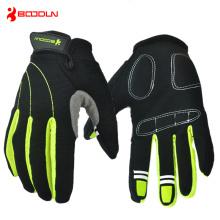 Full Finger guantes de ciclismo, guantes de carreras de bicicletas (22200061)