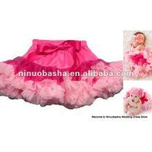 NW-232 Elegantes Schärpe Tüll Ballettröckchen Kleid
