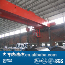 Haute qualité en acier Mill Overhead Crane Double poutre 25 tonnes prix