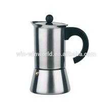 Fabrication professionnelle de machine à café d'espresso d'acier inoxydable de haute qualité de l'Italie