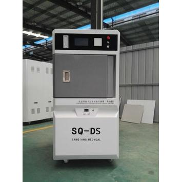 Automatic door plasma sterilizer