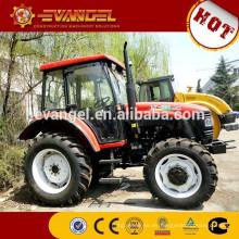 Tractor de ruedas 4WD 80HP Tractor de granja Lutong LT804 para la venta con CE