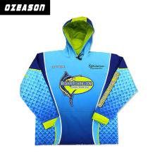 Wholesale Sports Wear Fishing Shirts &Tournament Fishing Jerseys