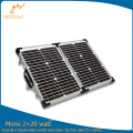 40W Camping Solar Panel Foldable Type to Charge Electric Car