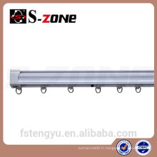 Rail de rideau en PVC souple PVC