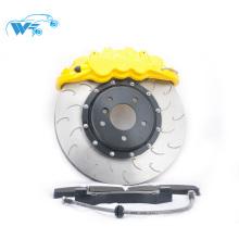 Refit Améliorer les pièces de voiture de performance de freinage pour Golf MK7 WT8520 6 pot grand kit d'étrier de frein disque de frein 370 * 36mm