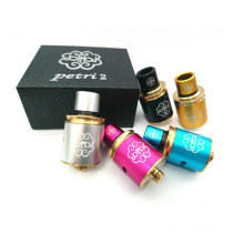 RDA Электронные сигареты Atomizer для пара с различным цветом (ES-AT-109)