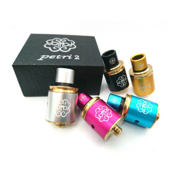 Rda Electronic Cigarette Atomizer for Vapor with Various Color (ES-AT-109)