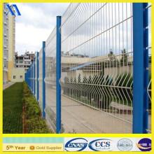Welded Mesh PVC Coated Fence