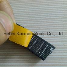 Adhesive Noise Proof EPDM Rubber Sponge Seal Strip