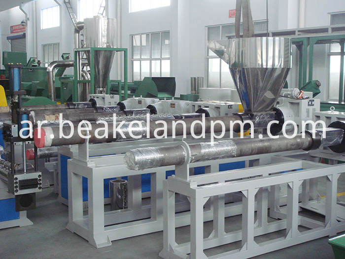 High Quality Plastic Single Screw Extruder