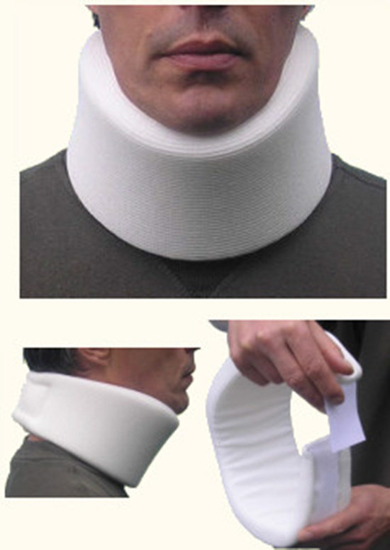 Contoured Design Neck Support