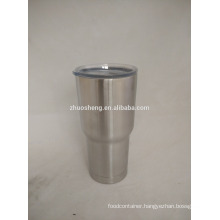 18/8 stainless steel vacuum insulation tumbler