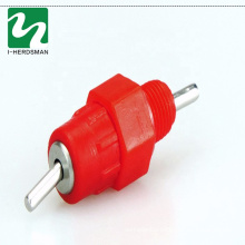 Factory price automatic poultry nipple chicken nipple drinkers