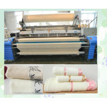 Cam Shedding Energy-Saving Computerized Jauquard Towel Weaching Weaving Air Jet Looms Machine