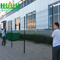 ISO 9001 PVC Coated Galvanized Folding Welded Fence