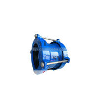 sh200 Flexible Ductile Cast Iron Joint Universal Coupling for PVC Pipe