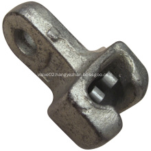Electric Power Fitting Galvanized Socket Clevis Eye