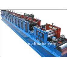 máquina automática de formación de canales en C