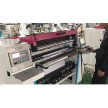 Cash Register Paper Roll Rewinding Slitter Machine