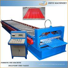 Machine de formage de rouleaux à lattes en aluminium