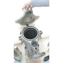 Recipiente de cartucho de filtro de acero inoxidable S 304