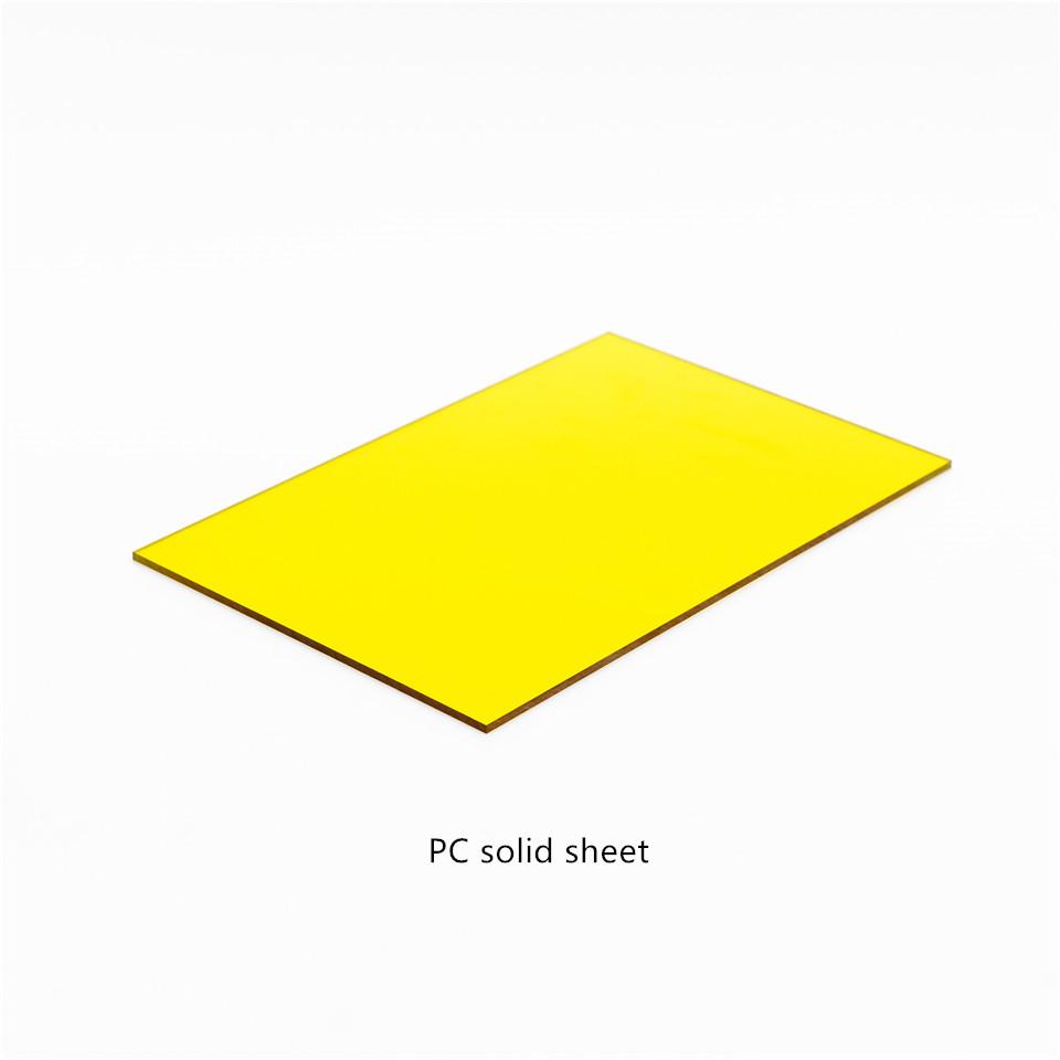 Light Transmission Pc Board