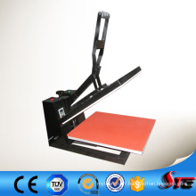 Presse à chaud SGS certificat qualité manuelle 15′x15′
