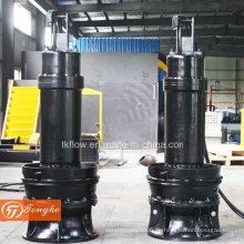 Unterwasser-Abwasserpumpe