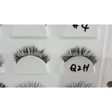 Cheap Horse Fur False Eyelash China eyelash factory