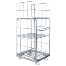 Top selling storage rolling cart, supermarket rolling cart, supermarket storage rolling cart