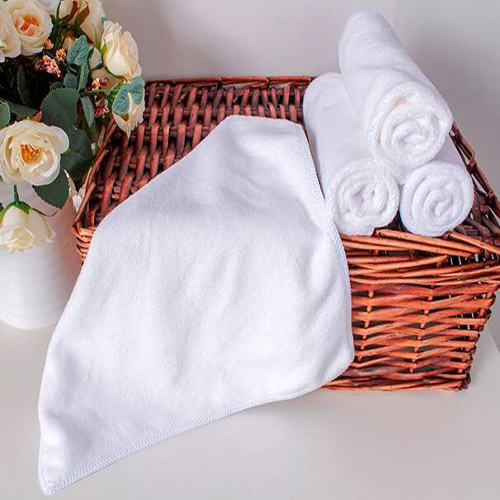 Microfiber Square Face Towel