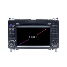 Android for Mercedes Benz Sprinter B200 W209 W169