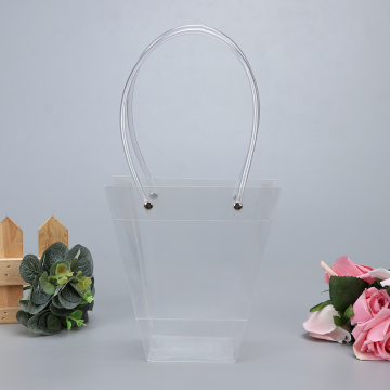 custom printing transparent pp bag