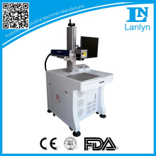 High Precise Gold / Silver/ Copper Jewelry Laser Marking Machine with 30w Max Fiber Laser Source