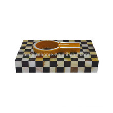 Пепельница сигара деревянная пепельница для курительных принадлежностей