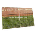 Maille de maillon de chaîne pas cher galvanisé portable panneau de clôture temporaire